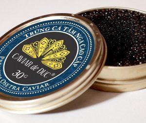 Trứng cá tầm Caviar de Duc (30gr)