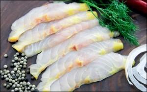 Cá tầm Beluga sống cắt lát cấp đông (8kg – 18kg/con)