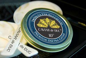 Trứng cá tầm Caviar de Duc (10gr)